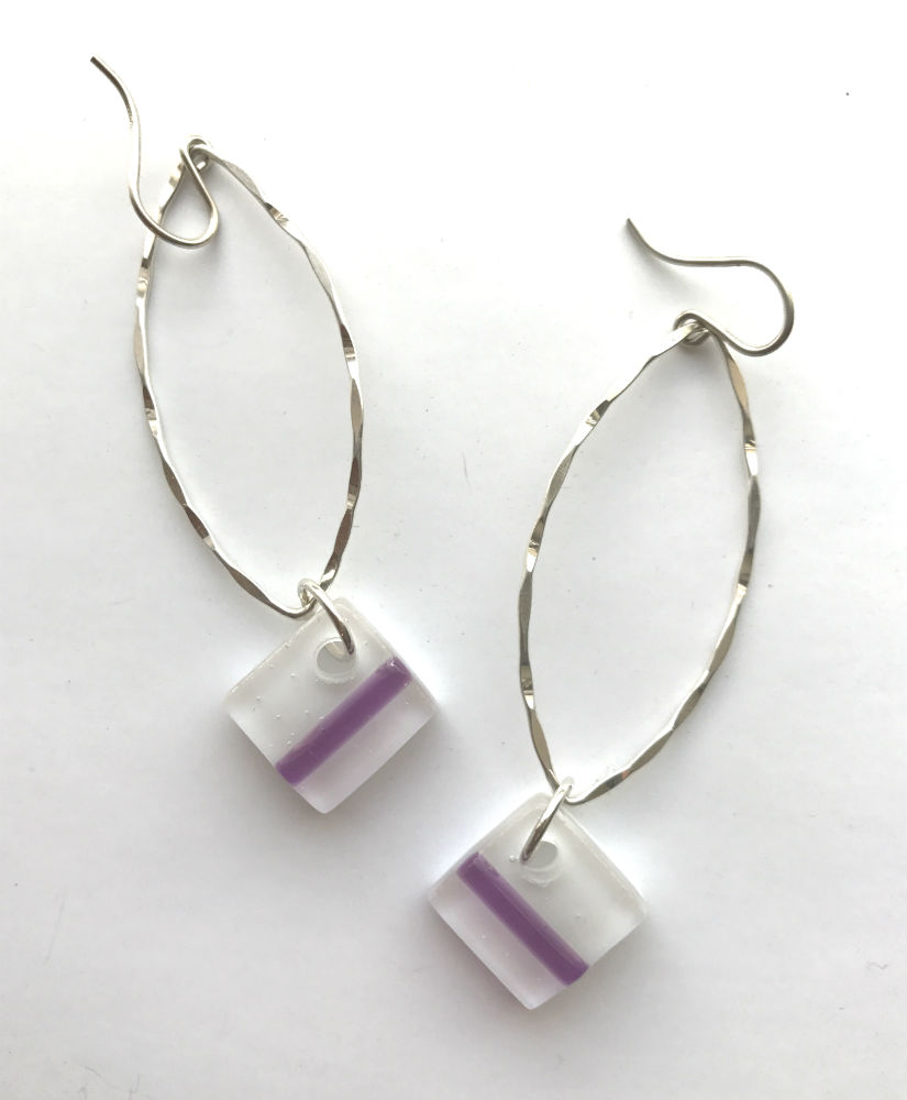 purple-striped-earrings
